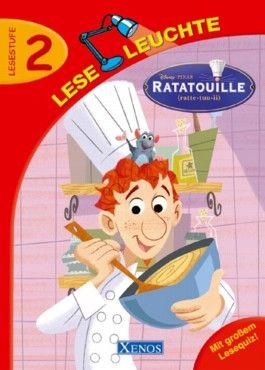 Leseleuchte - Ratatouille