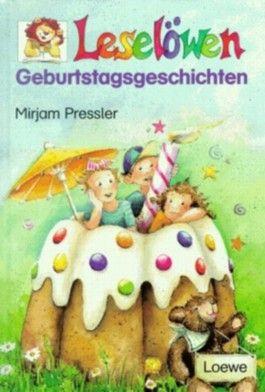 Leselöwen Geburtstagsgeschichten
