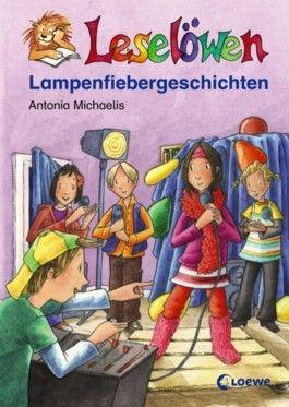 Leselöwen - Lampenfiebergeschichten