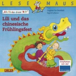 LESEMAUS, Band 193: Lili und das chinesische Frühlingsfest