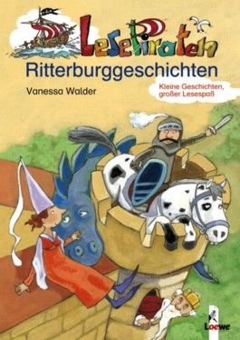 Lesepiraten - Ritterburggeschichten
