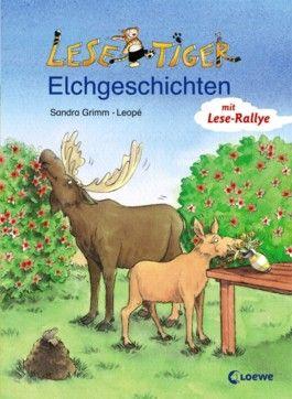 Lesetiger-Elchgeschichten