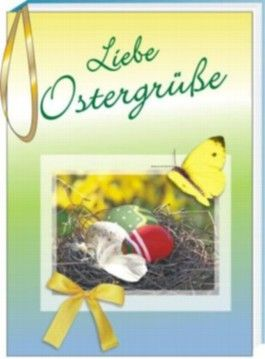 Liebe Ostergrüße