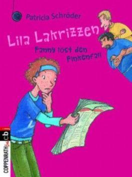 Lila Lakrizzen - Fanny löst den Finkenfall