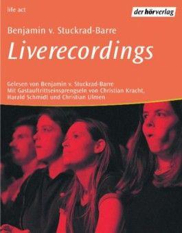 Liverecordings, 1 Cassette