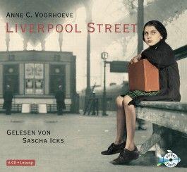Liverpool Street, 6 Audio-CDs