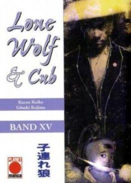 Lone Wolf & Cub. Bd.15