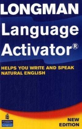 Longman Language Activator