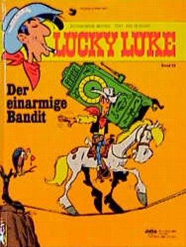 Lucky Luke 33 Der einarmige Bandit