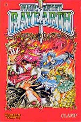 Magic Knight Rayearth, Bd.1, Von Tokyo nach Cephiro