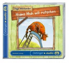 Mama Muh will rutschen - SA Ferien (CD)