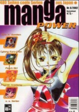 Manga Power. Bd.6
