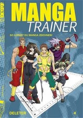 Manga Trainer 04