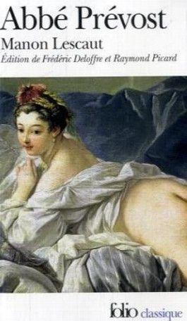 Manon Lescaut, französische Ausgabe