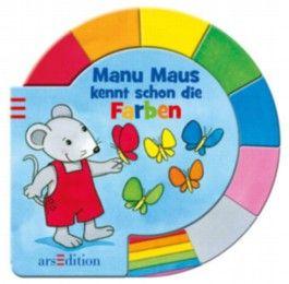 Manu Maus kennt schon die Farben