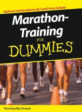 Marathon-Training Fur Dummies