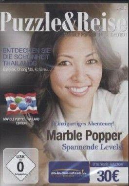 Marble Popper: Thailand, CD-ROM