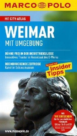 MARCO POLO Reiseführer Weimar