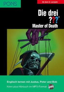 Master of Death, m. MP3-CD