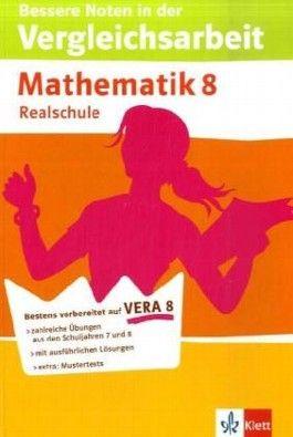 Mathematik 8 Realschule