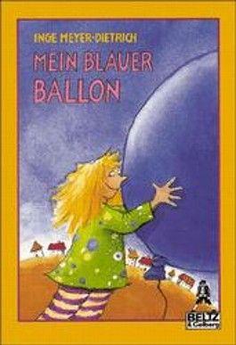 Mein blauer Ballon