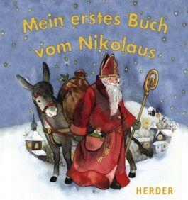 Mein erstes Buch vom Nikolaus