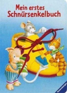 Mein erstes Schnürsenkelbuch