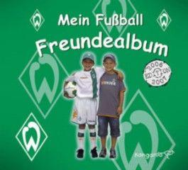 Mein Fußball Freundealbum - Werder Bremen