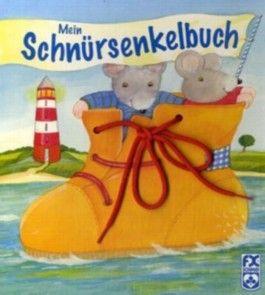 Mein Schnürsenkelbuch