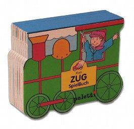 Mein Zug-Spielbuch
