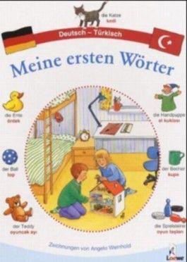 Meine ersten Wörter, Deutsch-Türkisch