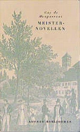 Meisternovellen, 3 Bde.