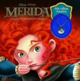 Merida, Kettchenbuch, m. Kette