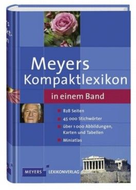 Meyers Kompaktlexikon in einem Band