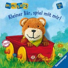 ministeps® Bücher: Kleiner Bär, spiel mit mir!