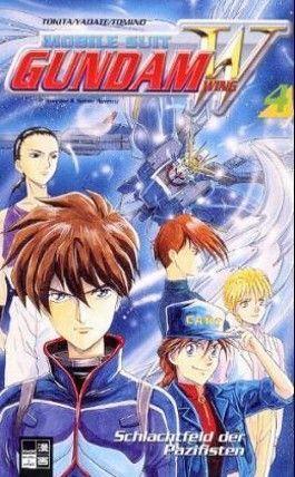 Mobile Suit Gundam Wing. Bd.4