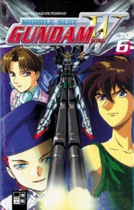 Mobile Suit Gundam Wing. Bd.6