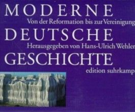Moderne Deutsche Geschichte, 12 Bde. u. Gesamtregister
