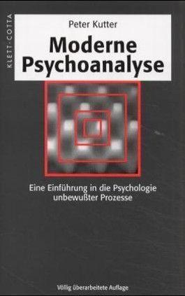 Moderne Psychoanalyse
