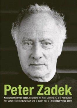 Nahaufnahme: Peter Zadek