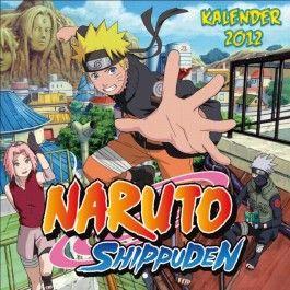 Naruto Wandkalender 2012