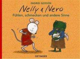Nelly & Nero, Fühlen, schmecken und andere Sinne