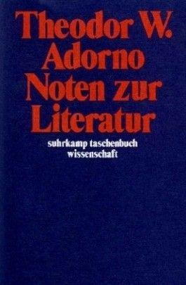 Noten zur Literatur