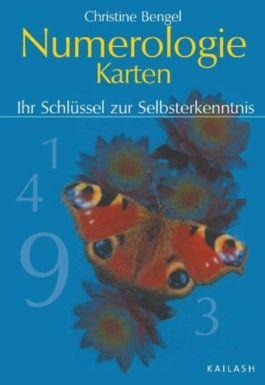 Numerologie-Karten, 50 Karten