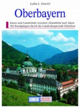 DuMont Kunst-Reiseführer Oberbayern