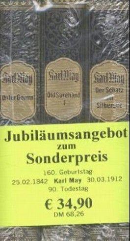 Old Surehand I. Unter Geiern. Der Schatz im Silbersee, 3 Bde.