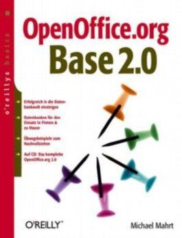 OpenOffice.org 2.0 Base, m. CD-ROM