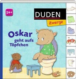Oskar geht aufs Töpfchen