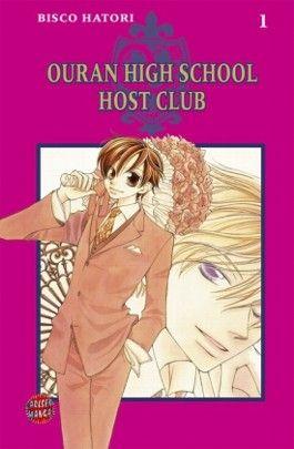 Ouran High School Host Club. Bd.1