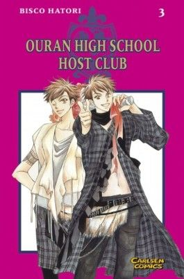 Ouran High School Host Club. Bd.3